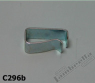 Lambretta Side Panel Buffer Clip Zinc Casa (74-C296b)