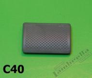 Lambretta Brake Pedal Rubber Grey LD/D125 MK2/3 Casa (LD17-C40)