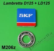 Lambretta Bearing Transmission Bevel Gear LD/D Casa (LD23-M206Z)