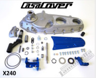 Lambretta Engine Side Cover CasaCover Blue (DW-CPX240)