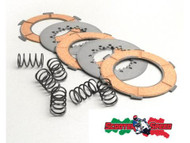 Vespa Clutch Friction Plate Kit SURFLEX - P200/Rally/T5 (B37-93064000)