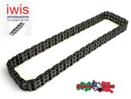 Lambretta IWIS Premium Chain - 80 link (G106A-8020080)