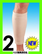 Pair of Flexibrace Calf Sleeves