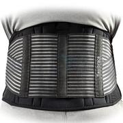 Back Support Brace Belt Lumbar Waist Double Adjust by Flexibrace ®