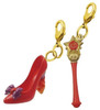 Sailor Moon High Heel & Stick Charm Set - Sailor Mars