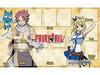 Fairy Tail Fabric Playmat - Natsu & Lucy