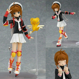 Cardcaptor Sakura Figma AF - Sakura School Uniform Ver.