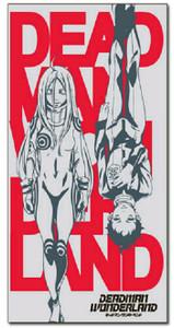 Deadman Wonderland Beach Towel - Ganta & Shiro