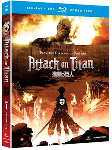 Attack on Titan Part 1 (Blu-ray/DVD Combo)