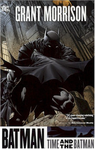 Batman: Time and the Batman Graphic Novel (Hardcover)