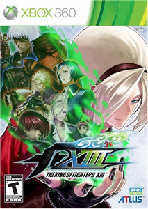 King Of Fighters XIII (XBOX 360)