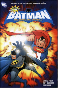 Batman: The Brave and the Bold Graphic Novel