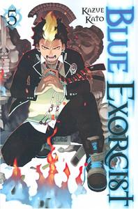 Blue Exorcist Graphic Novel Vol. 05