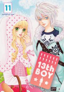 13th Boy Graphic Novel 11