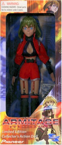 Armitage Dual Matrix Figure: Naomi
