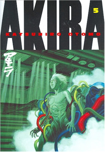 Akira Graphic Novel Vol. 05 (Del Rey)