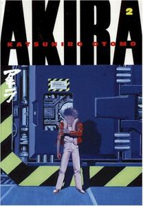 Akira Graphic Novel Vol. 02 (Del Rey)