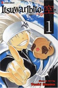 Itsuwaribito Graphic Novel Vol. 01