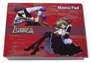 Tsubasa Wing Icon Sticky Memo Pad