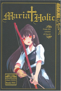 Maria Holic Graphic Novel 05