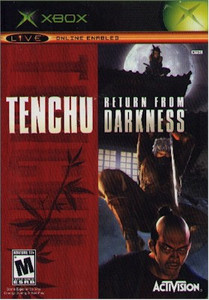 Tenchu Return from Darkness (XBOX)