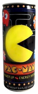 Energy Drink - Pac-Man Power Up