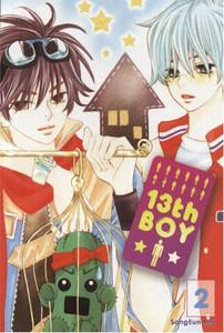 13th Boy Graphic Novel 02