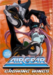 Air Gear DVD 02 Growing Wings