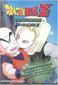 Dragon Ball Z TV 38 : Android - Androids Invincible