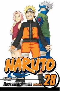 Naruto Graphic Novel Vol. 28