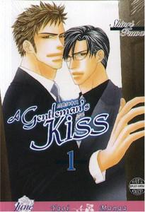 A Gentleman's Kiss Graphic Novel 01