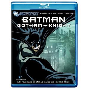 Batman: Gotham Knight Blu-ray