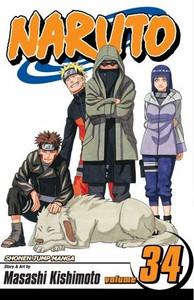 Naruto Graphic Novel Vol. 34