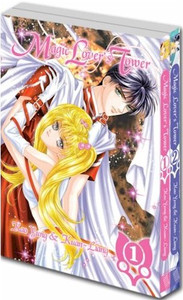 Magic Lover's Tower Graphic Novel Set Vol. 1 & 2