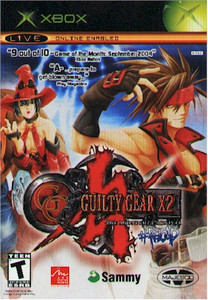 Guilty Gear X2 (XBOX)