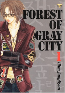 .Forest of Gray City Graphic Novel 01