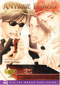 Antique Bakery Graphic Novel 02