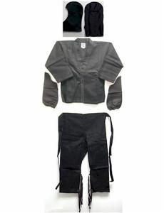 Ninja Black Uniform (M)