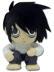 "Death Note Plush Doll L 7.5"" #7051"