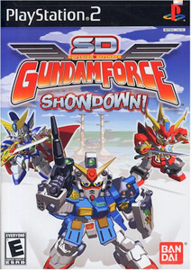 SD Gundam Force: Showdown! (PS2)