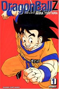Dragon Ball Z Graphic Novel (VIZBIG Edition) 01
