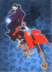 Samurai Champloo Wallscroll #198
