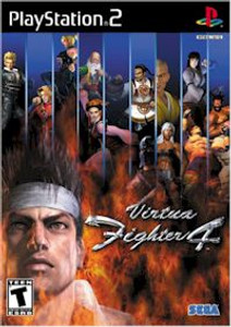 Virtua Fighters 4 (PS2)