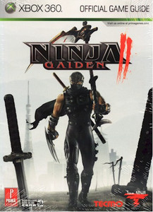 Ninja Gaiden II Prima Official Game Guide