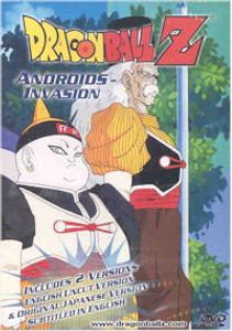 Dragon Ball Z TV 35 : Android - Invasion