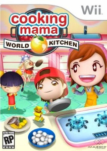 Cooking Mama World Kitchen (Wii)