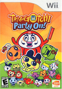 Tamagotchi Party On! (Wii) (Used)