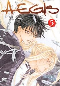 Aegis Graphic Novel 05