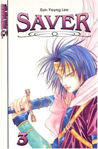Saver Graphic Novel 03