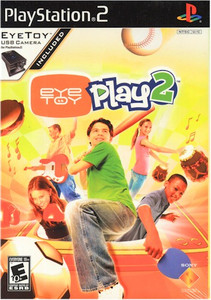 Eye Toy Play 2 w/Camera (PS2)